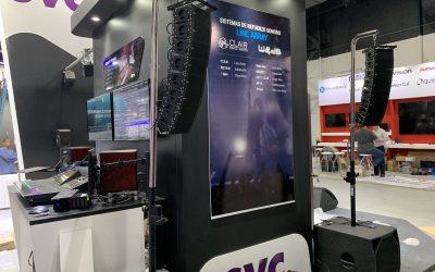 W&dB Audio presente en la feria CAPER de Buenos Aires