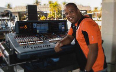 Nuevo técnico comercial de W&dB para Brasil, Angola y Mozambique